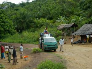 Kongo Autopanne
