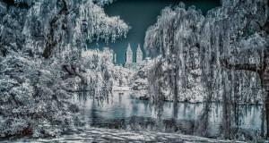 New York infrared HDR, Central Park