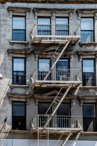 New York Escape Staircase