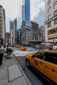 New York Don't turn left
