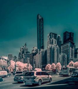 New York City infrared