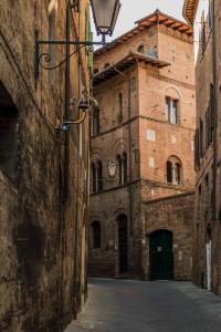 Italy Tuscany Siena