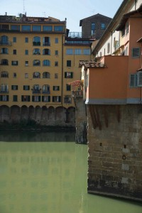 Italy Tuscany Florence Arno River