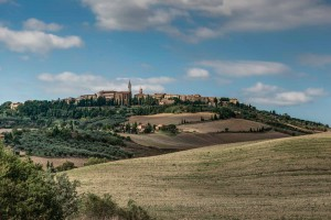 Italy Tuscany Landscape HDR