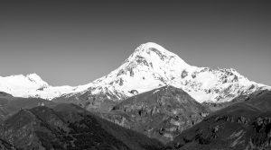 Kasbeg 5033 m Georgia 2016 22 GPS 42°39'33- N 44°39'0- E