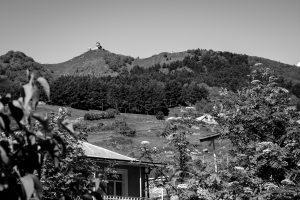 Gergeti Church 2200 m Georgia 2016 26 GPS 42°39'34- N 44°38'60- E